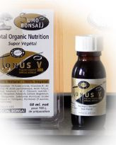 T.O.N.U.S V, Natural Plant Fertilizer, 30ml